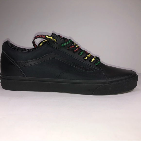 Vans (ATCQ) Old Skool A Tribe Called Quest Sneaker NWT